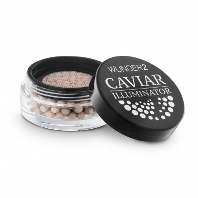 Кремовый Хайлайтер для Лица Wunder2 CAVIAR ILLUMINATOR Cream Highlighter Mother Of Pearl 8 г