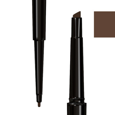 Карандаш и Лайнер для Бровей 2 в 1 Wunder2 WUNDERBROW DUAL PRECISION BROW LINER Defining Eyebrow Liner Black/Brown 0,3 г