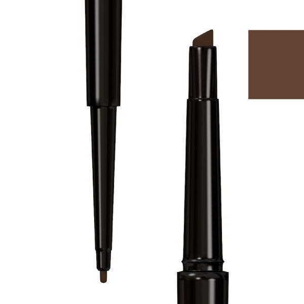 Карандаш и Лайнер для Бровей 2 в 1 Wunder2 WUNDERBROW DUAL PRECISION BROW LINER Defining Eyebrow Liner Black/Brown 0,3 г