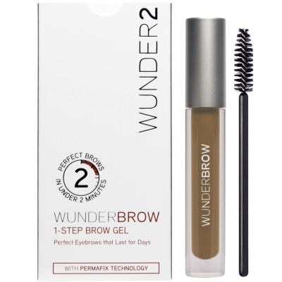 Гель для Бровей Wunder2 WUNDERBROW Eyebrow Gel Blonde 3 г
