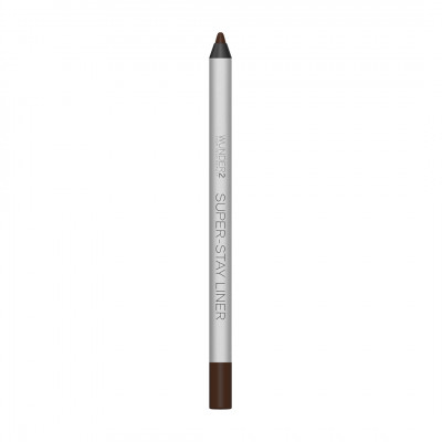 Супер-Стойкий Карандаш для Глаз Wunder2 SUPER-STAY LINER Long-Lasting & Waterproof Colored Eyeliner Essential Brown
