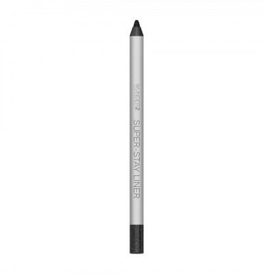 Супер-Стойкий Карандаш для Глаз Wunder2 SUPER-STAY LINER Long-Lasting & Waterproof Colored Eyeliner Glitter Black
