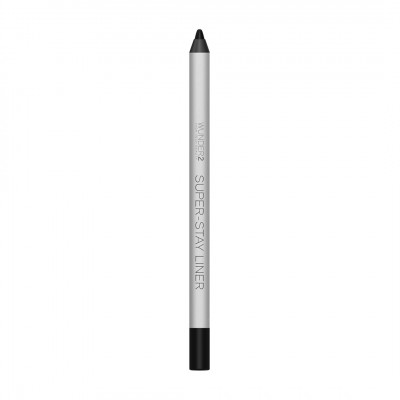 Супер-Стойкий Карандаш для Глаз Wunder2 SUPER-STAY LINER Long-Lasting & Waterproof Colored Eyeliner Essential Black