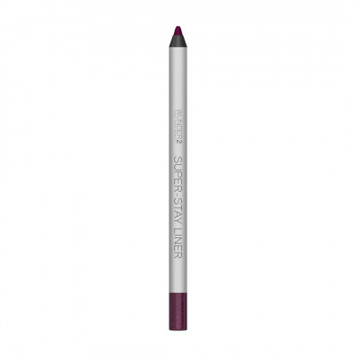 Супер-Стойкий Карандаш для Глаз Wunder2 SUPER-STAY LINER Long-Lasting & Waterproof Colored Eyeliner Glitter Aubergine