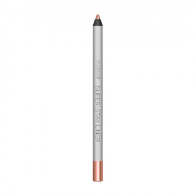 Супер-Стойкий Карандаш для Глаз Wunder2 SUPER-STAY LINER Long-Lasting & Waterproof Colored Eyeliner Metallic Rose Gold