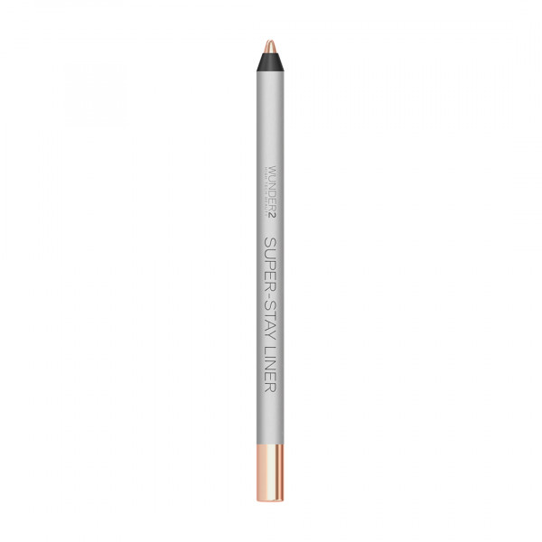 Супер-Стойкий Карандаш для Глаз Wunder2 SUPER-STAY LINER Long-Lasting & Waterproof Colored Eyeliner Metallic Champagne