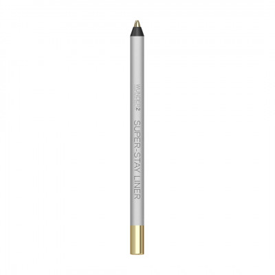 Супер-Стойкий Карандаш для Глаз Wunder2 SUPER-STAY LINER Long-Lasting & Waterproof Colored Eyeliner Metallic White Gold