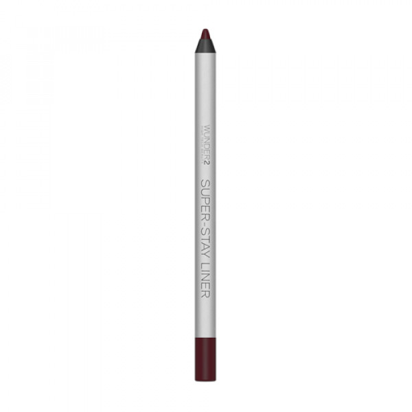 Супер-Стойкий Карандаш для Глаз Wunder2 SUPER-STAY LINER Long-Lasting & Waterproof Colored Eyeliner Essential Bordeaux