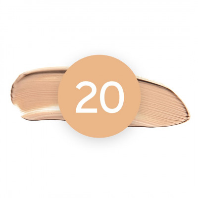Тональный Устойчивый Крем Wunder2 LAST & FOUND[ATION] 24+ Hour Flawless Coverage Foundation SAND 30 мл