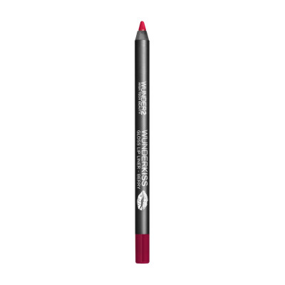 Карандаш для Губ Wunder2 WUNDERKISS GLOSS LIP LINER Long-Lasting Lip Contour Pencil Berry