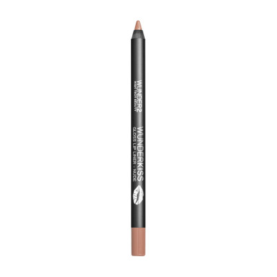 Карандаш для Губ Wunder2 WUNDERKISS GLOSS LIP LINER Long-Lasting Lip Contour Pencil Nude
