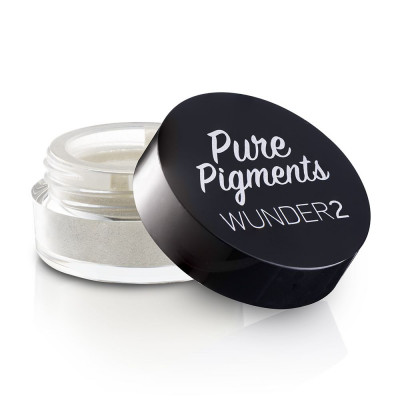 Пигменты для Глаз Wunder2 PURE PIGMENTS Ultra-Fine Loose Color Powders Pearl Powder