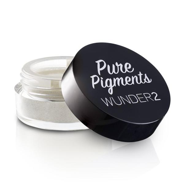 Пигменты для Глаз Wunder2 PURE PIGMENTS Ultra-Fine Loose Color Powders Pearl Powder