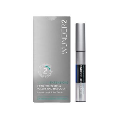 Тушь для Ресниц «Удлинение и Объём» Wunder2 WUNDEREXTENSIONS Lash Extension & Volumizing Mascara 7.5 мл