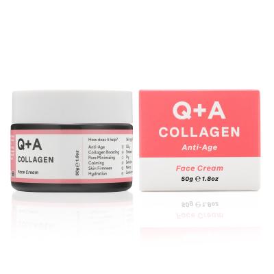 Крем для Лица с Коллагеном Q+A Collagen Face Cream 50 г