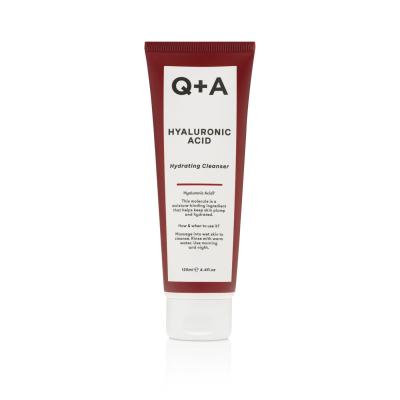 Гель для Умывания с Гиалуроновой Кислотой Q+A Hyaluronic Acid Cleansing Gel 125 мл