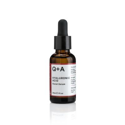"""Сыворотка для Лица """"Гиалуроновая Кислота"""" Q+A Hyaluronic Acid Facial Serum 30 мл"""