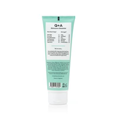 Очищающий Гель для Лица с Мятой Q+A Peppermint Daily Cleanser 125 мл