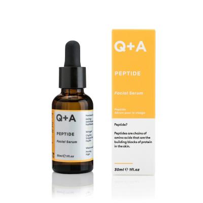 Пептидная Сыворотка для Лица Q+A Peptide Facial Serum 30 мл