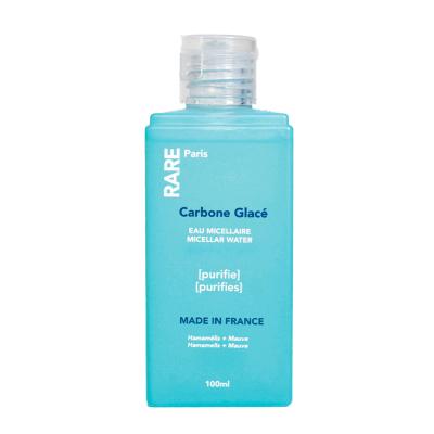 Мицеллярная Вода Rare Paris Carbone Glacé Purifying Micellar Water 100 мл