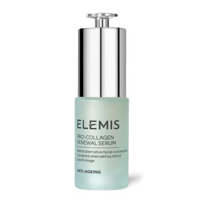 Обновляющая Сыворотка Альтернатива Ретинолу Elemis Pro-Collagen Renewal Serum 15 мл
