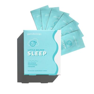 Успокаивающие Полоски Patchology Sleep Supplement Strip 6 шт