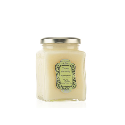 Масло Карите Зелёный Чай и Имбирь La Sultane De Saba Shea Butter Ginger Green Tea 300 мл