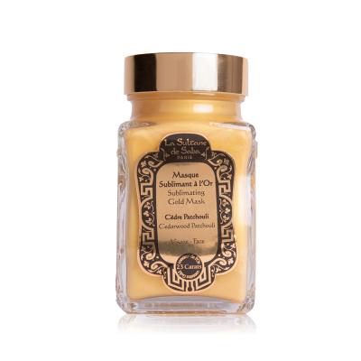 Золотая Маска для Лица La Sultane De Saba Sublimating Gold Mask 23 Carats 100 мл
