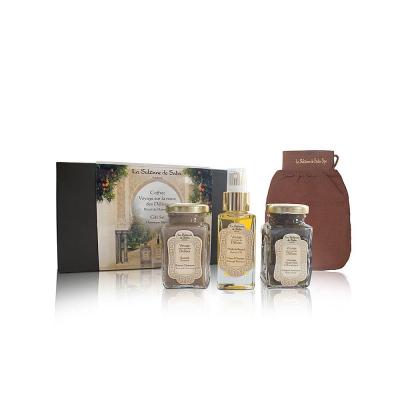 "Набор ""Ритуал Хаммама"" La Sultane De Saba Hammam Ritual Gift Set"