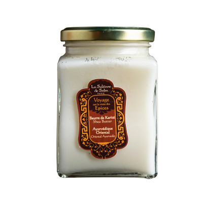 Масло Карите Аюрведическое Восточное La Sultane De Saba Shea Butter Ayurvedic Oriental 300 мл