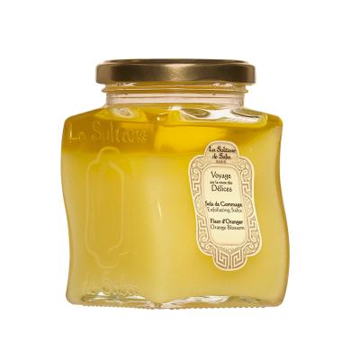 Солевой Скраб для Тела Апельсиновый Цвет La Sultane De Saba Exfoliating Salts Orange Blossom 300 мл