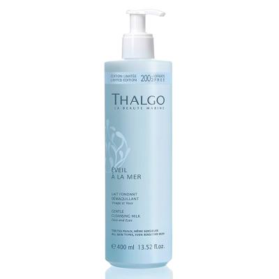 Мягкое Очищающее Молочко для Лица Thalgo Gentle Cleansing Milk 400 мл