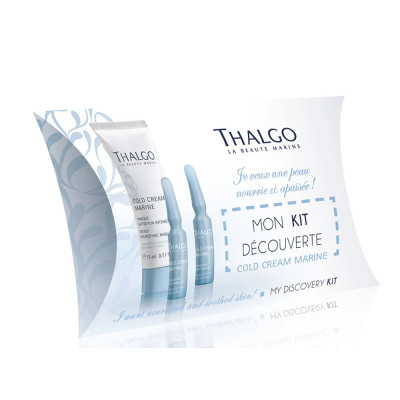 "Дорожный Набор ""Морская Чистота"" Thalgo My Travel Discovery Kit"