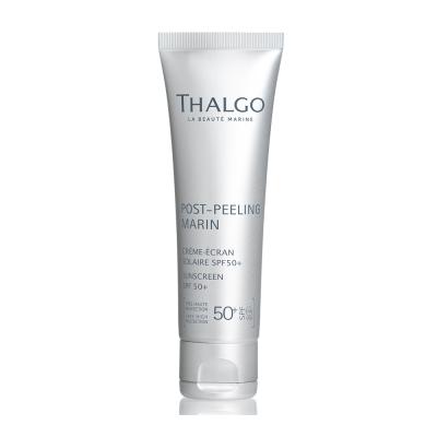 Солнцезащитный Крем Thalgo Peeling Marin Sunscreen SPF 50+ 50 мл