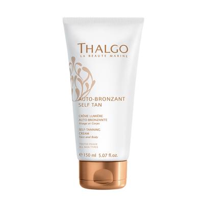 Сияющий Крем для Автозагара для Лица и Тела Thalgo Self-Tanning Cream 150 мл