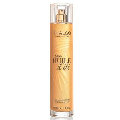 Мерцающее Сухое Масло для Тела Thalgo Shimmering Dry Oil 100 мл