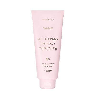 Солнцезащитный Крем для Тела V.SUN Sun Cream Body SPF 30 200 мл