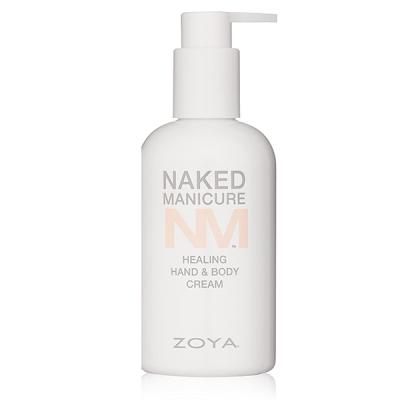 Увлажняющий Крем-Суфле с Аргановым Маслом Zoya Naked Manicure Healing Dry Skin Hand & Body Cream 240 г
